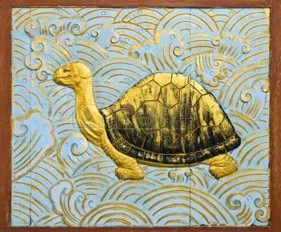 La disparition inquiétante d'une tortue sacrée auVietnam