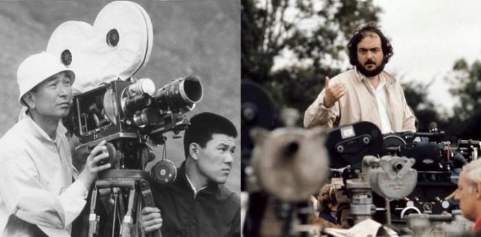 Kubrick et Kurosawa