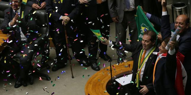 Le Congrès brésilien