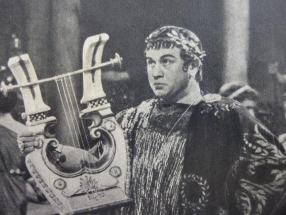 Néron, Empereur, Artiste